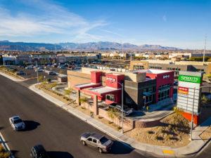 Sprouts Anchored Shopping Center | Las Vegas, Nevada