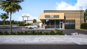 7-Eleven Anchored Center | Los Angeles, California