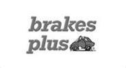 Logo Brakes plus